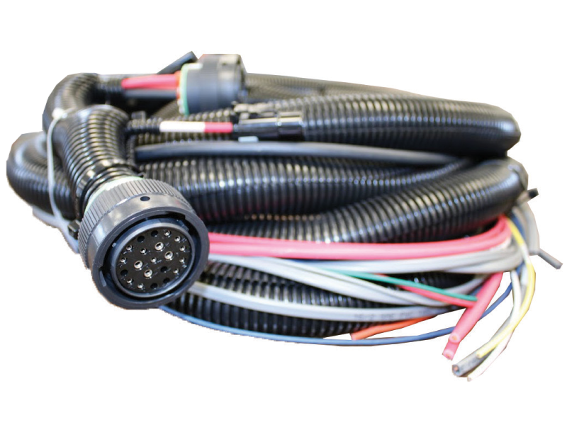 Cable and Wire Harness